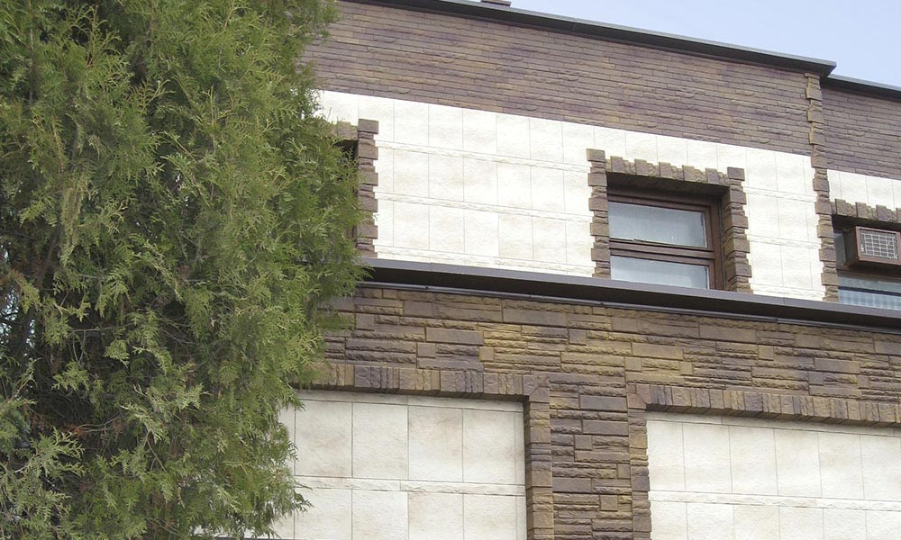 Фасадная плитка для цоколя