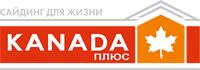 Логотип сайдинга Канада плюс
