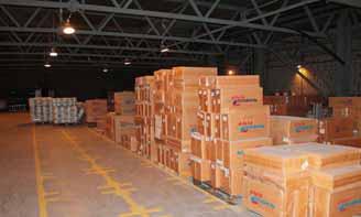 складские помещения Альта-Профиль Украина
