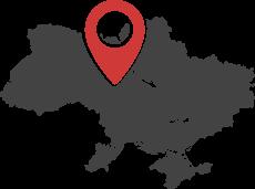 Компания имеет широкую дилерскую сеть по Украине