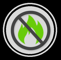 сайдинг - материал, который не горит