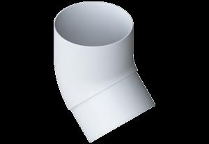 Колено трубы 45°  - Элит