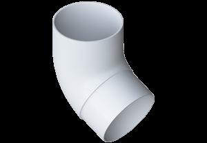 Колено трубы 67° - Элит