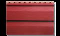 акриловый сайдинг канада красный