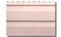 виниловый сайдинг персиковый канада