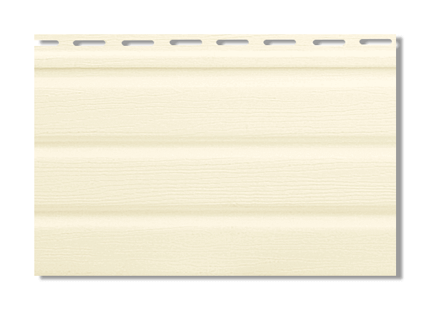 карнизная подшивка софит кремовый Альта