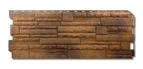 Фасадная панель скалистый камень Тибет Альта-Профиль