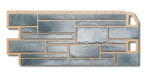 Фасадные панели под камень топаз Альта-Профиль