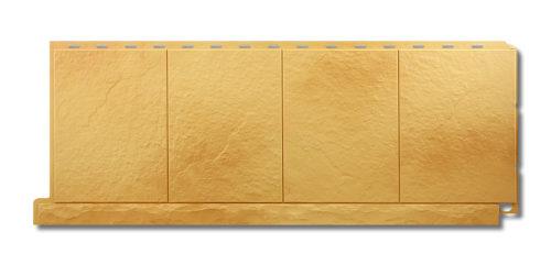 Цокольный сайдинг Фасадная плитка златолит Альта-Профиль