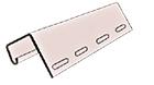 J-trim планка фасадная панель