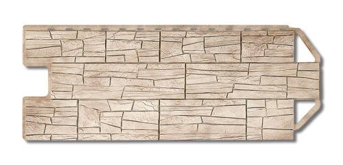 Фасадная панель под камень каньон Аризона Альта-Профиль
