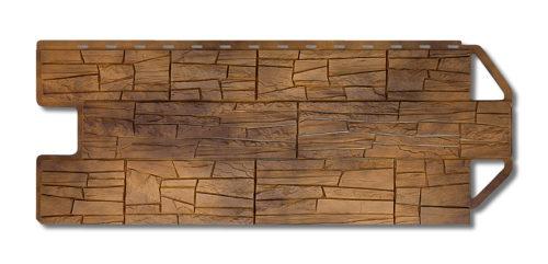 Фасадная панель под камень каньон Канзас Альта-Профиль