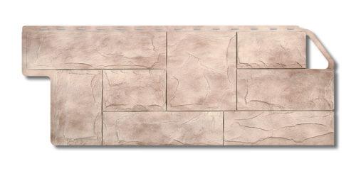 Фасадная панель под камень Гранит Саянский Альта-Профиль
