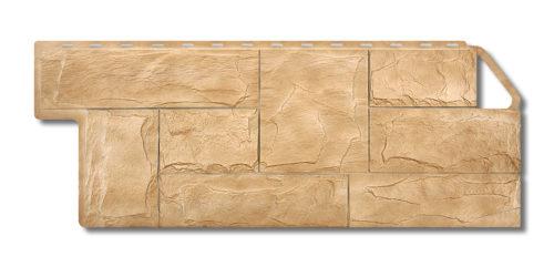 Фасадная панель под камень Гранит Уральский Альта-Профиль