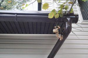 Водосток - важная составляющая защиты дома